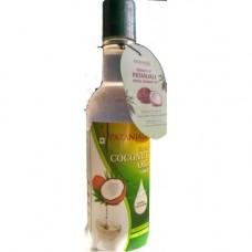 Кокосовое масло нерафинированное пищевое, 250 мл, Патанджали