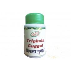 Трифала Гуггул, 50 г, производитель Шри Ганга
