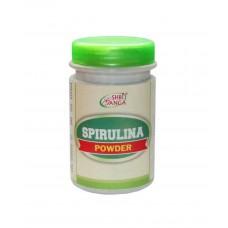 Спирулина: источник витаминов и белка, 100 г, производитель Шри Ганга