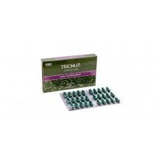 Травяные капсулы для роста волос Тричуп, 60 кап, производитель Васу