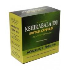 Кширабала (101) от преждевременного старения организма, 100 капсул, производитель Коттаккал Аюрведа