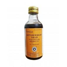 Аюрведическое масло от отеков Коттамчуккади Тайлам, 200 мл, производитель Коттаккал Аюрведа