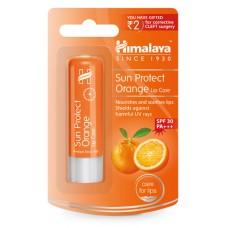 Защита от солнца. Уход За Губами Апельсин.