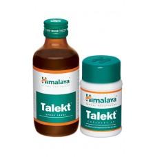 Талект: лечение кожных заболеваний, 60 кап.