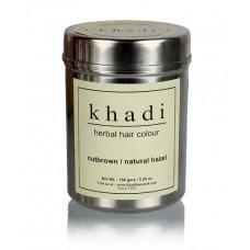 Травяная хна 100% Ореховая Khadi 150 г