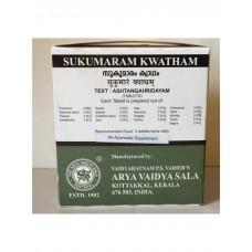 Сукумара Кватхам, 100 таб, Коттаккал Аюрведа