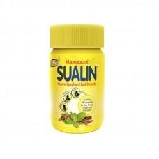 Средство для лечения простуды и кашля Суалин, 60 таб, производитель Хамдард