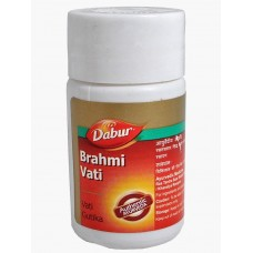 Тоник для мозга Брахми Вати, 40 таб, производитель Дабур