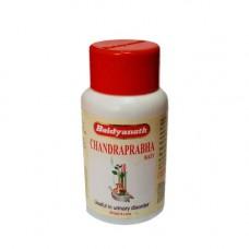 Чандрапрабха Вати лечение мочеполовой системы, 80 таб, производитель Байдьянатх
