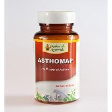 Астхомап: от респираторных заболеваний, 100 таб, производитель Махариши Аюрведа