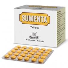 Успокоительное средство Сумента, 30 таб, производитель Чарак