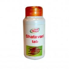 Шатавари, 120 таб, производитель Шри Ганга