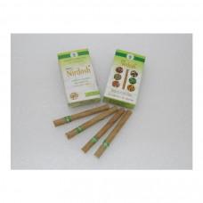Травяные сигареты без никотина Нирдош, пачка 10 шт, производитель Маанс