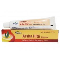Арша Хита: мазь для лечения геморроя, 30 г, производитель Дхутапапешвар