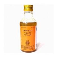 Успокаивающее аюрведичекое масло Кширабала Тайлам, 200 мл, производитель Коттаккал Аюрведа