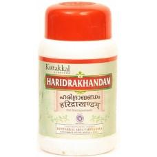 Средство от аллергии Харидракхандам, 100 г, производитель Коттаккал Аюрведа