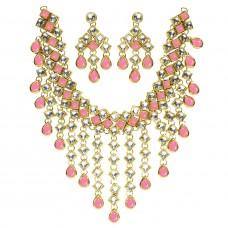 Позолоченное  ожерелье набор для женщин.