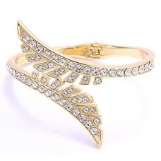 Позолоченный браслет для женщин