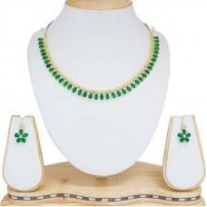 Набор Ювелирных Изделий Из Сплава (зеленое золото)