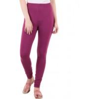 Фиолетовые леггинсы