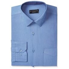 Рубашка для мужчин синяя