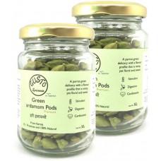 Зеленый кардамон (100 г).