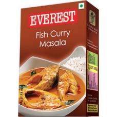 Рыба карри масала