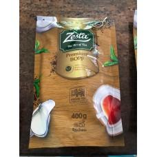 Чай черный BOPF 400 гр пакет ZESTA Шри-Ланка