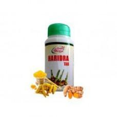 Харидра природный антибиотик, 120 таб, производитель Шри Ганга