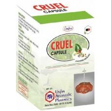 Круель, помощь при онкологии, 15 кап, производитель Унджха