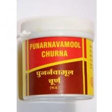 Тоник для почек Пунарнавамул Чурна, 100 г, производитель Вьяс