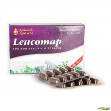 Лейкомап: мочеполовая и репродуктивная система, 60 кап, производитель Махариши Аюрведа